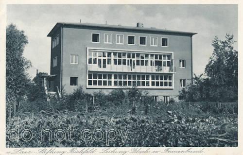 Von Laer Stiftung Bielefeld